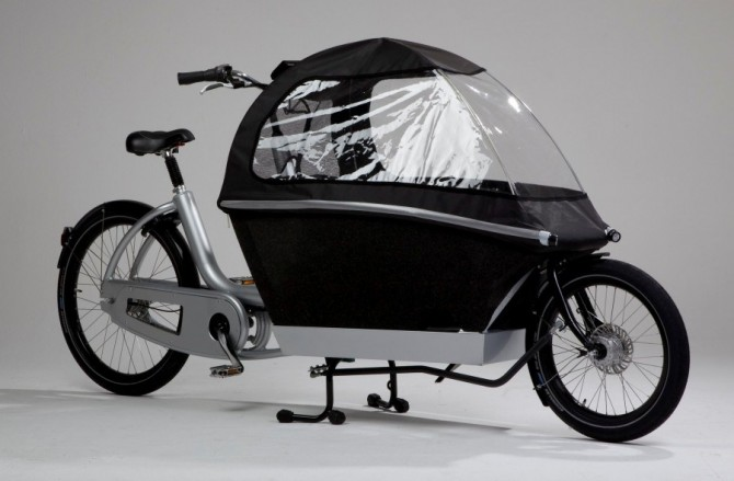 Cargo Bike (bikes-as-transportation)