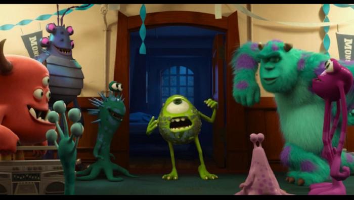5 Tokoh Hantu dan Monster yang Tidak Seram