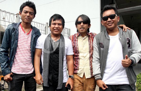 Wali Band (tribunnews)