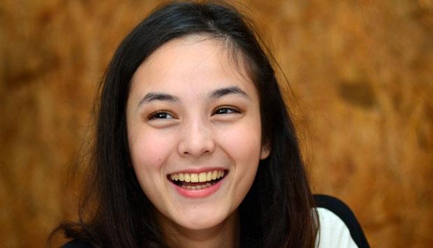 Chelsea Islan Peduli Penyakit Kanker Payudara (bintang)