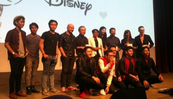 Para Penyanyi Indonesia Nyanyikan Lagu Disney, Seperti Apa?