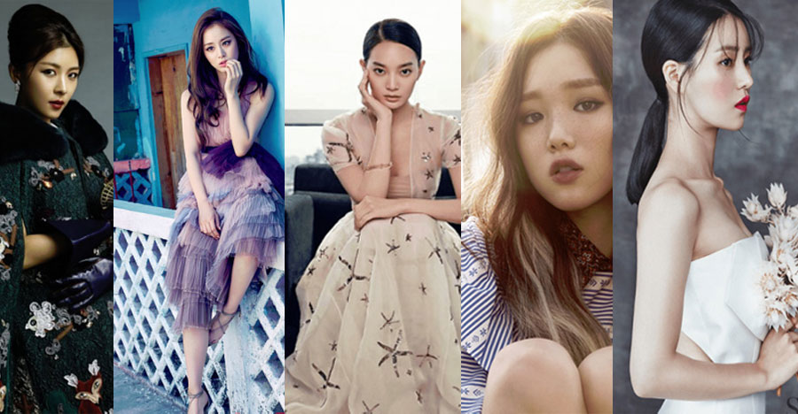 5 Aktris Korea Ini Tampil Layaknya Puteri Negeri Dongeng