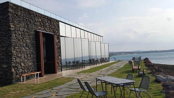 Cafe Mewah The Monsant di Jeju Milik BigBang G-Dragon
