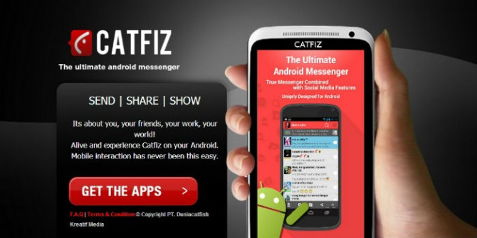 Catfiz (Techinasia)