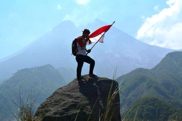 Kali Adem bisa jadi lokasi hitz menciptakan foto keren layaknya Arie Widayanto (@ariwyo) ini