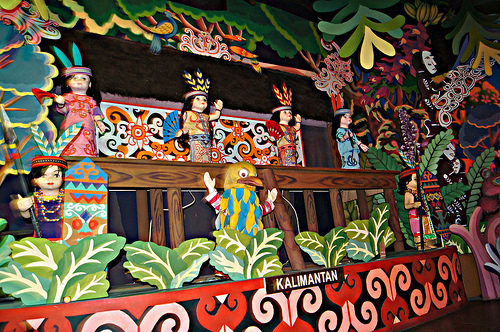 Istana Boneka di Dufan (Flickr)