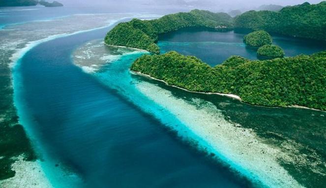 Pemandangan Palau (National Geographic)