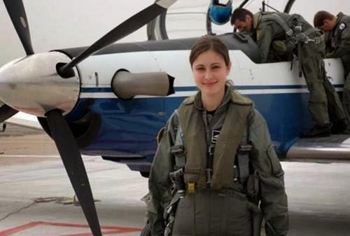 Prajurit militer wanita cekoslowakia (blogspot)