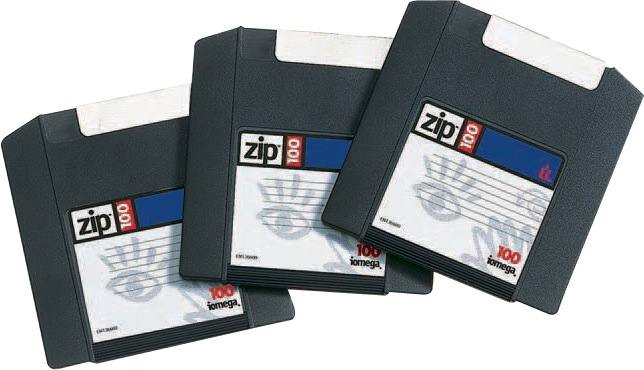Zip Disk (Azdigitaltransfers)