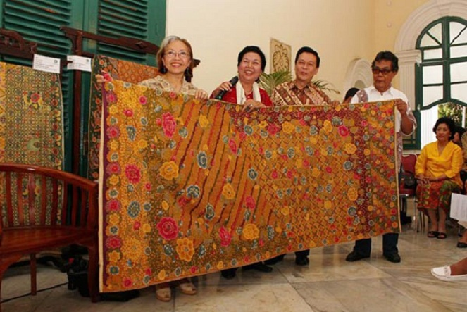 Batik Hokokai (Boombastis)