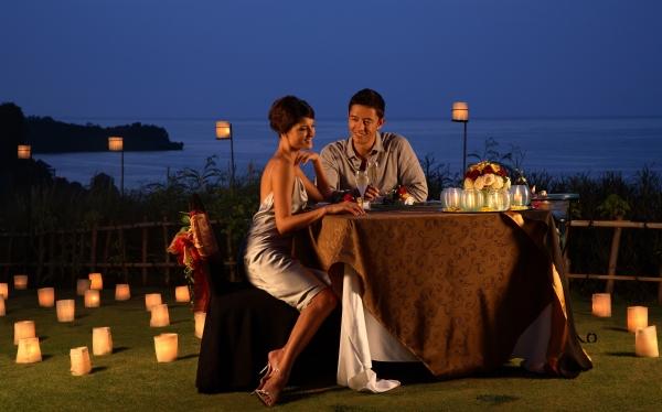 Dinner Romantis (kulinerfood)