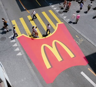 McDonald's Crosswalk (blogspot)