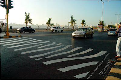 South Africa Tourism Crosswalk (blogspot)