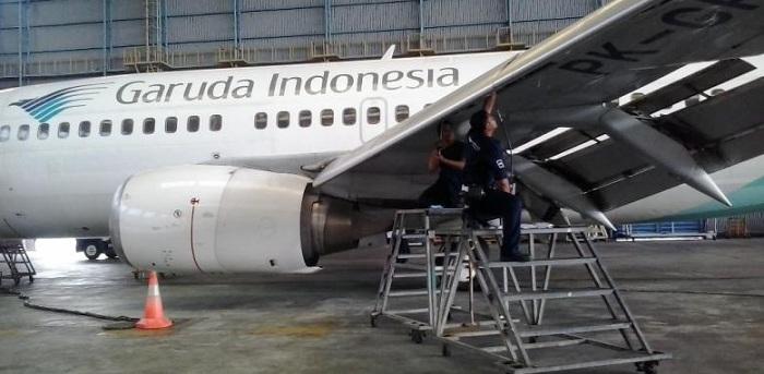 Indonesia Punya Hanggar Pesawat Terbesar di Dunia