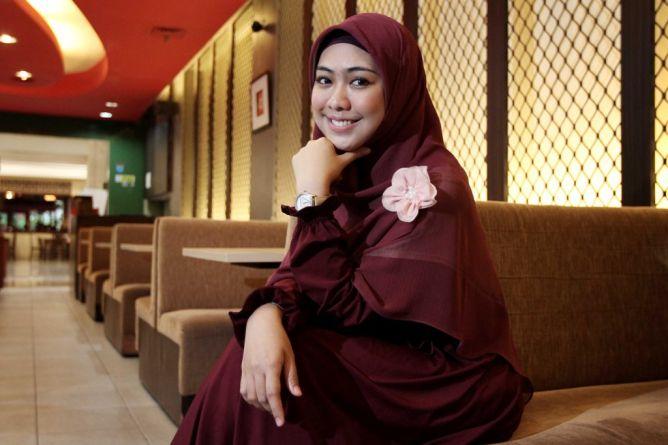 Oki Setiana Dewi (metrotv)
