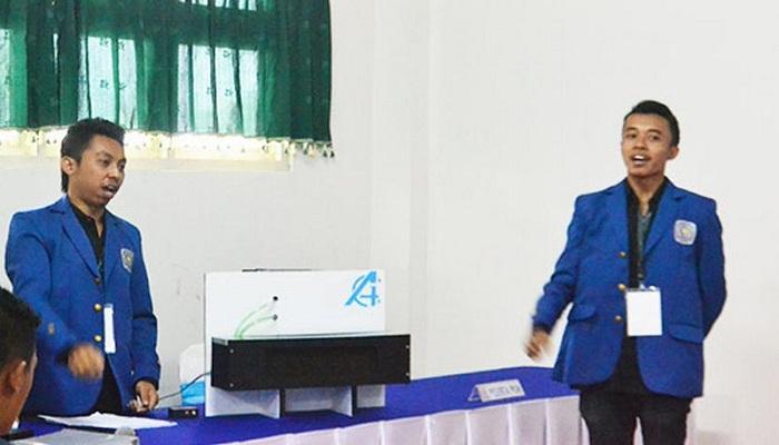 Mahasiswa Surabaya Bikin AC Bebas Freon
