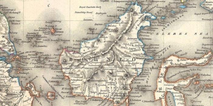 Kenapa Kalimantan Sering Disebut sebagai Borneo?