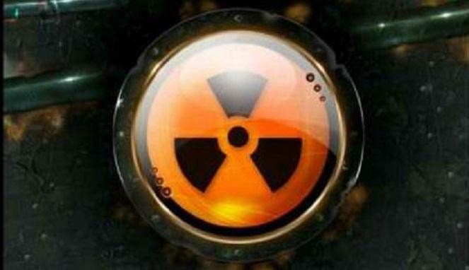Kontainer limbah nuklir (Merdeka)