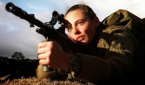 Tentara wanita australia (blogspot)