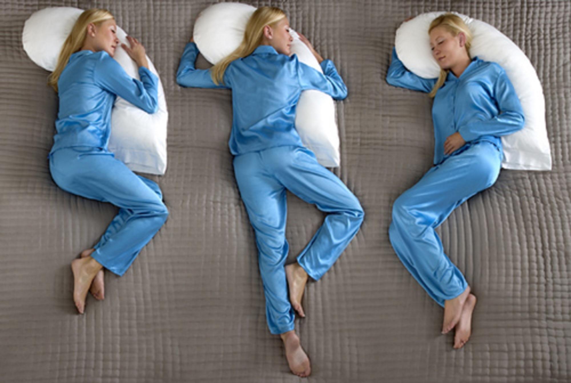 Guys, Posisi Tidur Menentukan Jenis Mimpi Loh