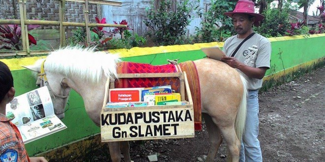Kuda Pustaka (mediaranahjaya.blogspot.com)