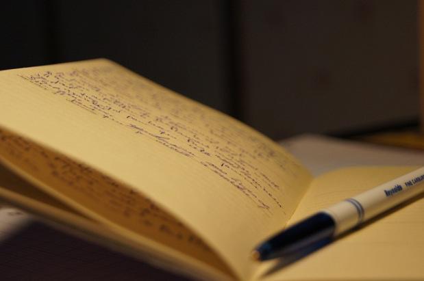 Buku diari (Kompasiana)
