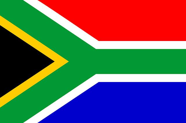 Bendera Afrika Selatan (Pixabay)