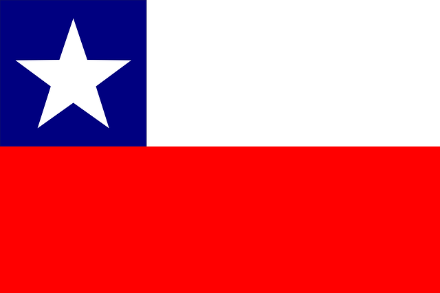 Bendera Chile (Pixabay)