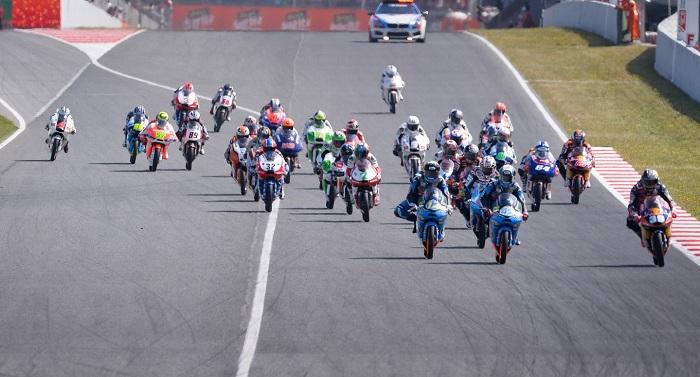 Mau Jadi Pembalap MotoGP? Begini Caranya