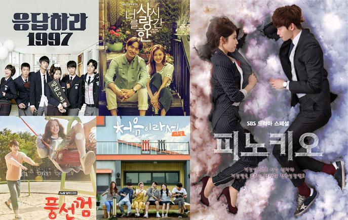 5 Drama Korea dengan Tema Sahabat Jadi Cinta