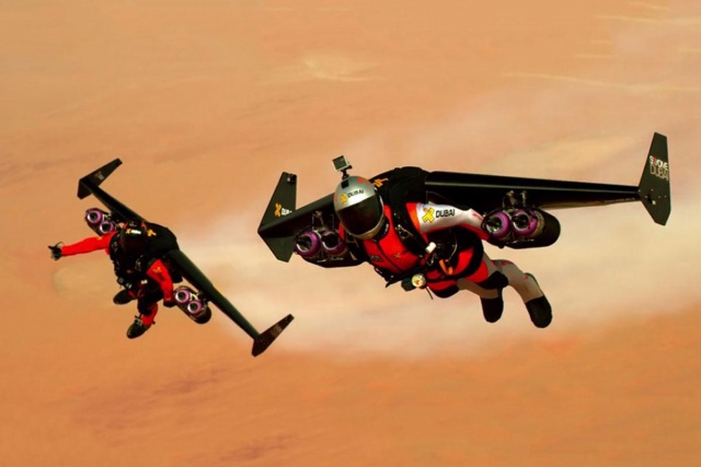 Jetman Dubai (Digital Trends)
