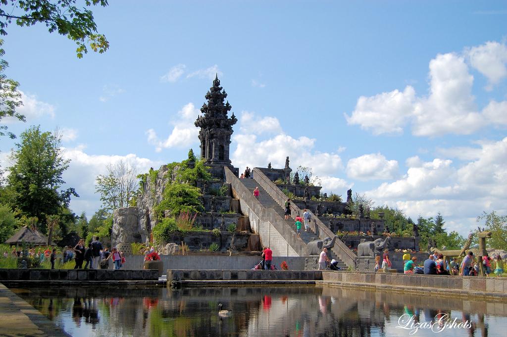 Wow! Taman Mini Indonesia Juga Ada di Belgia