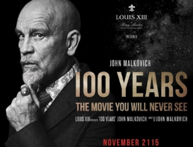 Poster film 100 Years (Newstalk)