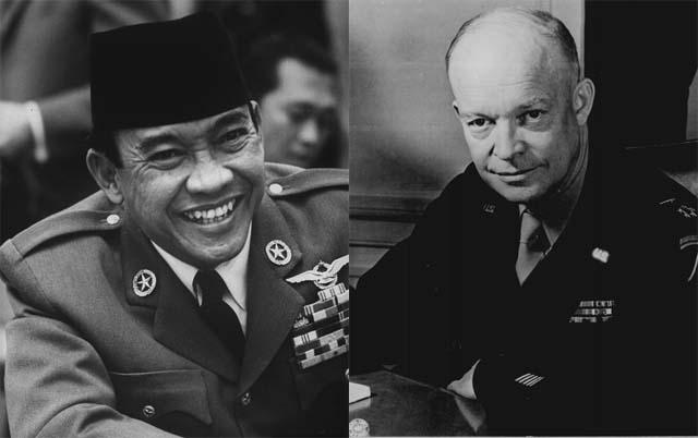 Sukarno dan Eisenhower (Penasukarno)