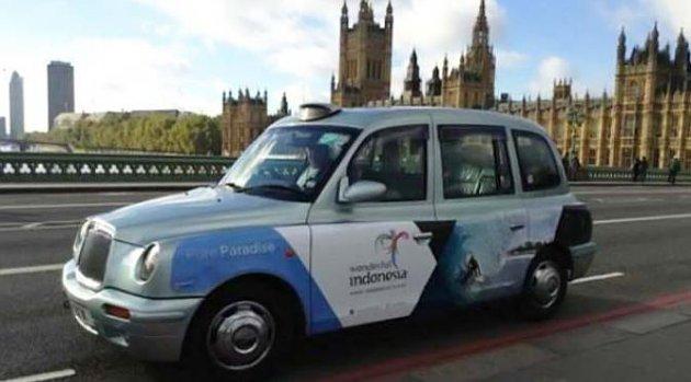 Taksi London (WowKeren)
