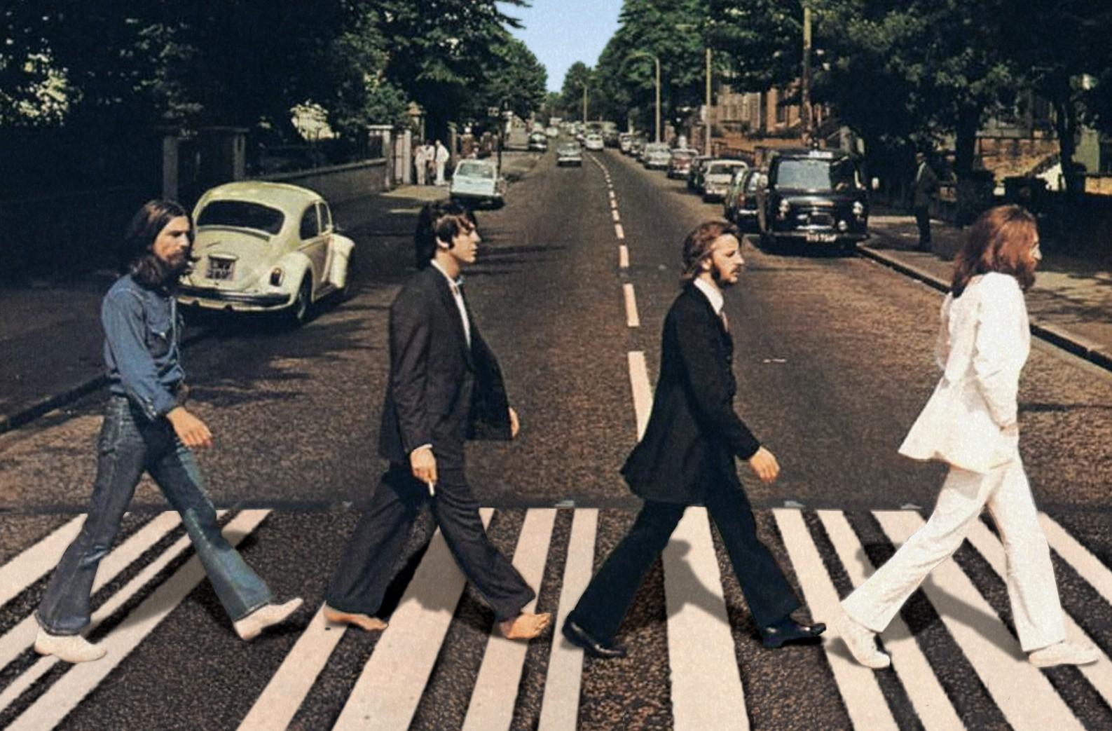 Berkunjung ke Abbey Road, Tempat Suci Bagi Penggemar The Beatles