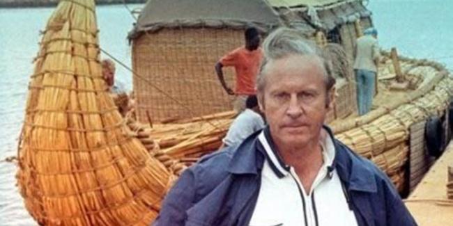 Thor Heyerdahl (Oddee)