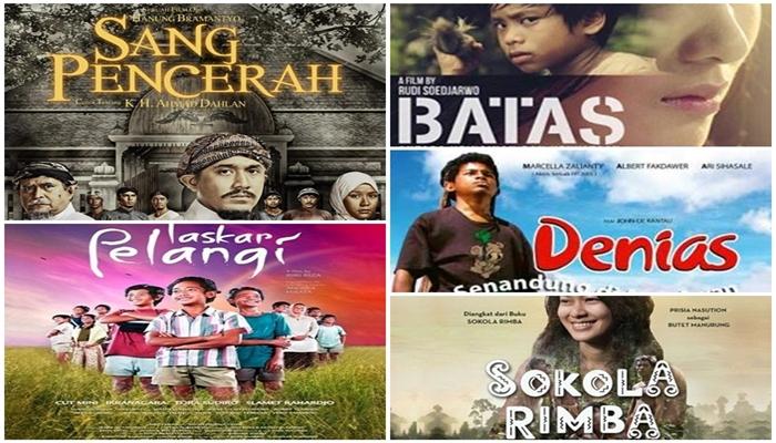 5 Film Indonesia yang Angkat Kisah Perjuangan Guru