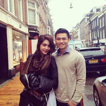 Nabila dan Radinal (instagram)