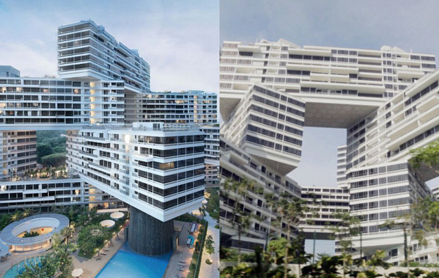 Vertical Village (Gizmag)