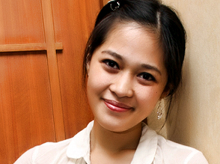 Gracia Indri (blogseleb)
