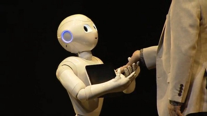 Diciptakan Robot yang Memiliki Hati dan Menguasai 17 Bahasa