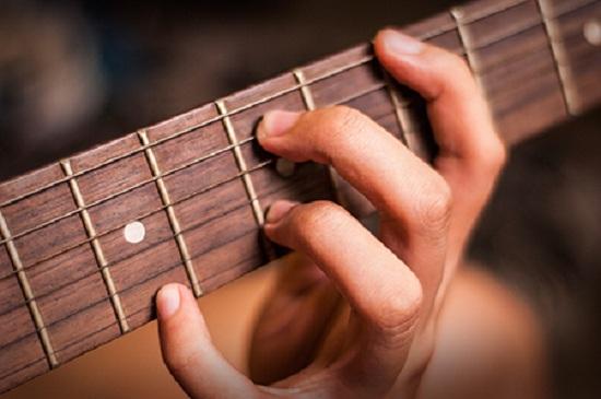 Chord gitar (Kaskus)
