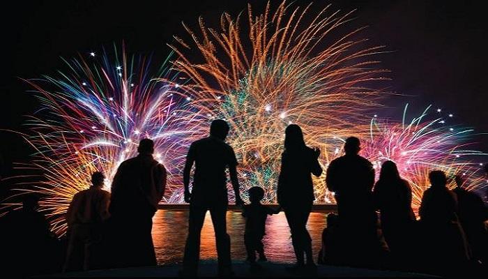 Kamu Bisa Rayakan Tahun Baru Dua Kali di Tempat-tempat Ini