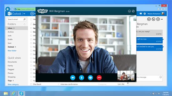 Skype (Fajarwalker)