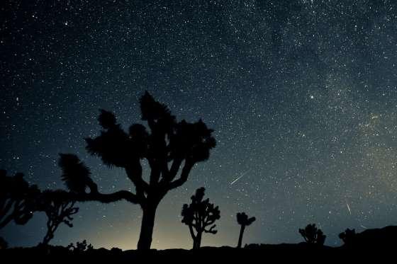 Hujan meteor Perseids (Getty Images)