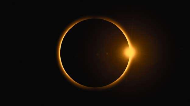 Gerhana matahari cincin (Getty Images)