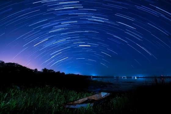 Hujan meteor Geminids (Getty Images)