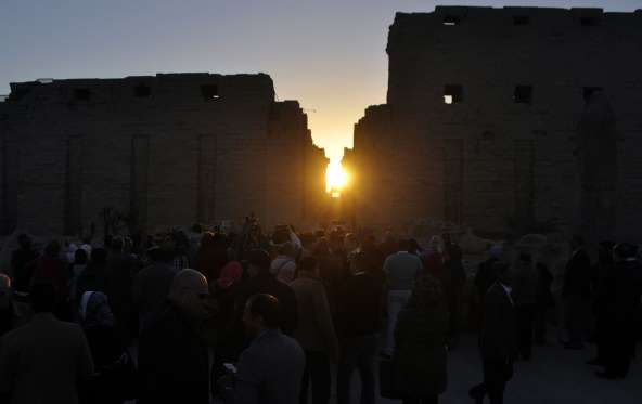 December Solstice (Getty Images)
