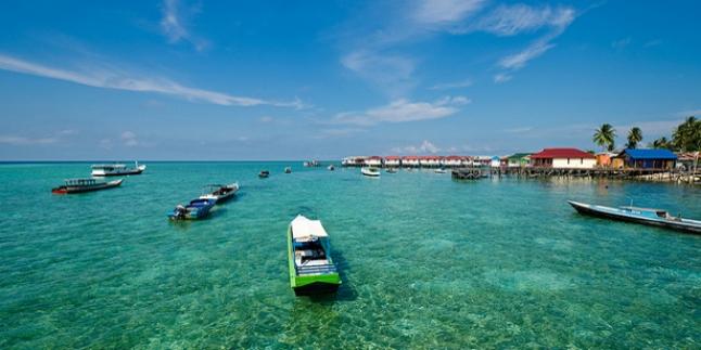 Pulau Derawan (Sooperboy)